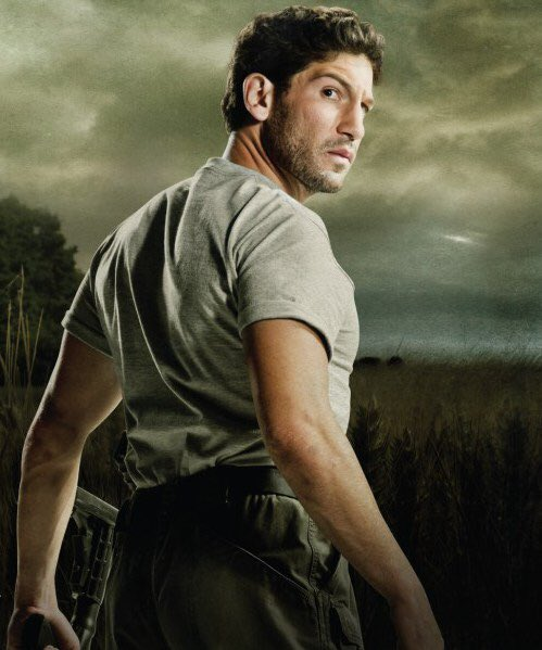 Happy 41st Birthday Jon Bernthal. Ps: the trailer for The Punisher just arrived as his Birthday present