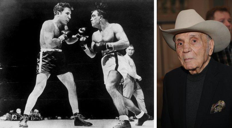 Boxer Jake LaMotta, immortalized in 'Raging Bull,' dies at 95 https://t.co/E9fPWlZ7nD