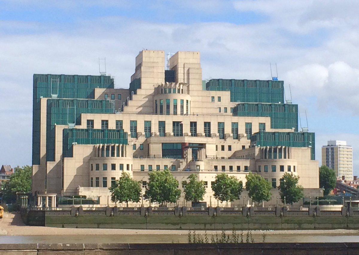 諜報 機関 イギリス