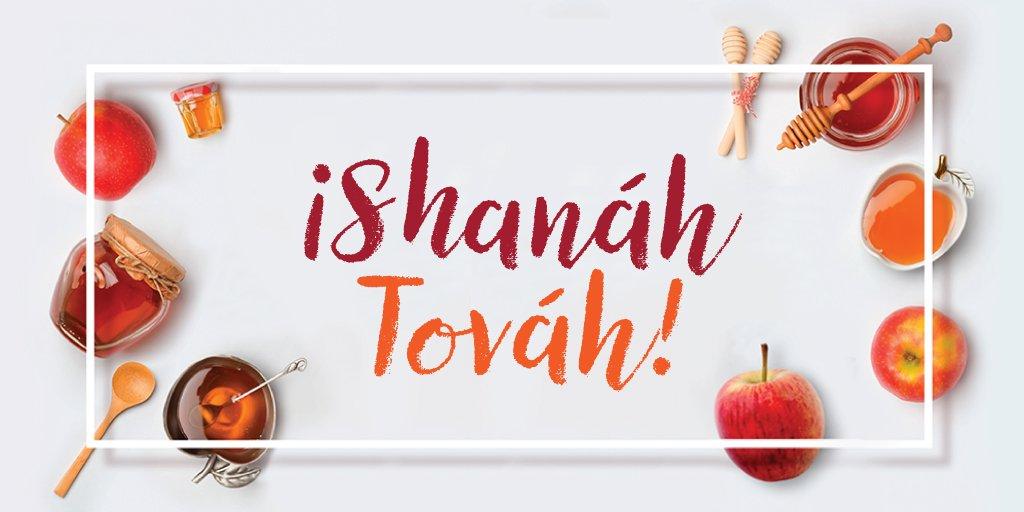 ¡Le deseo a toda la Comunidad Judía que este año que comienza los encu...