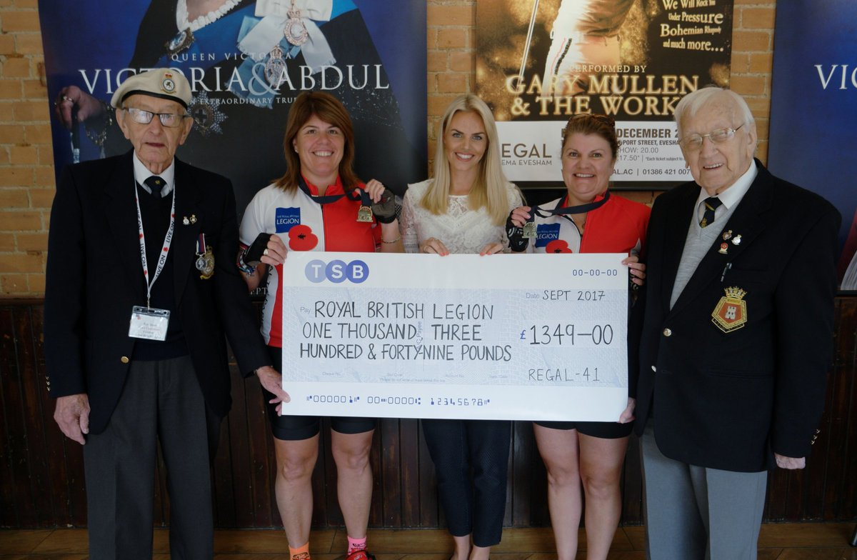 Thanks @EveshamJournal for sharing our news about our fundraising for the @PoppyLegion!  http://www. eveshamjournal.co.uk/news/15542806. Regal_Cinema__39_s_fundraiser_for_RBL/ &nbsp; …  #charity #royalbritishlegion <br>http://pic.twitter.com/3UGVKCEYzM