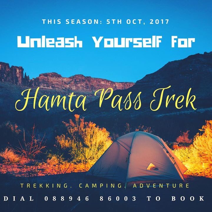 Contact us @ +91 88946 86003 for this trek! #himachal #travelling #Tours #trekking #bestdeal<br>http://pic.twitter.com/v8hB7vjt7s