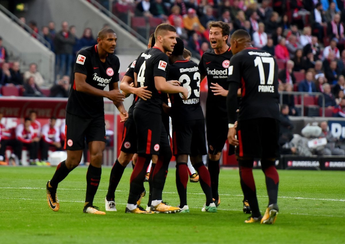 FC Koln vs Eintracht Frankfurt Highlights