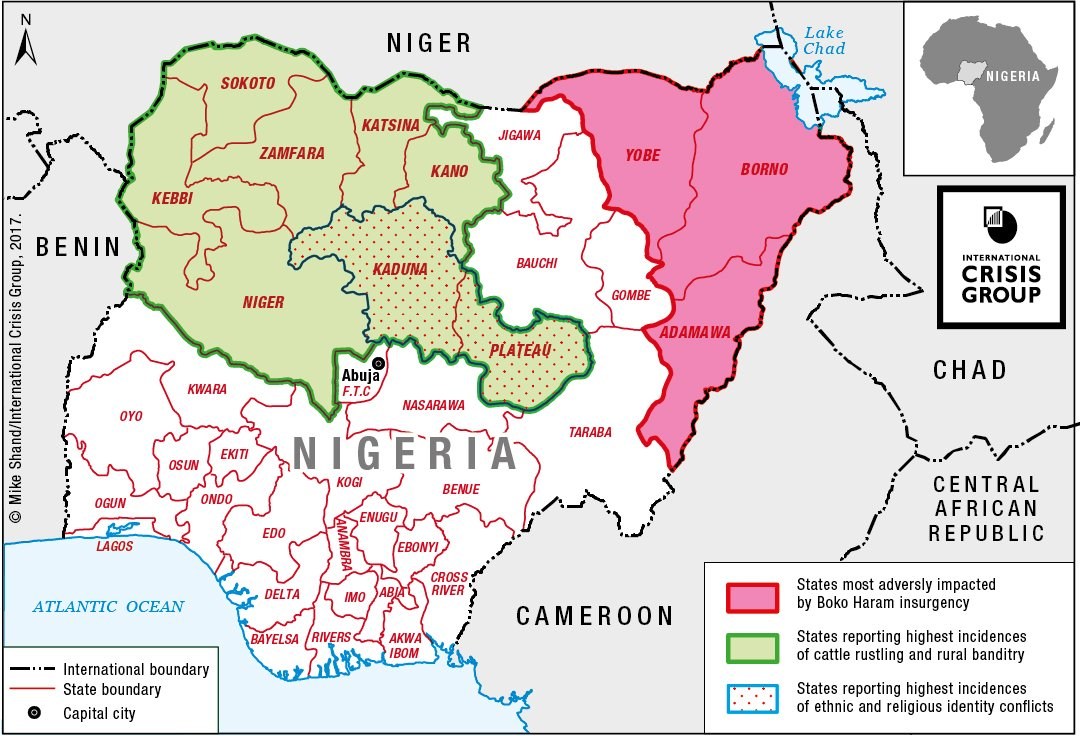 inter ethnic crisis in nigeria possible solution Org ethnicity and identity crisis: challenge to various ethnic identity motivated crisis in nigeria associated with inter-ethnic.