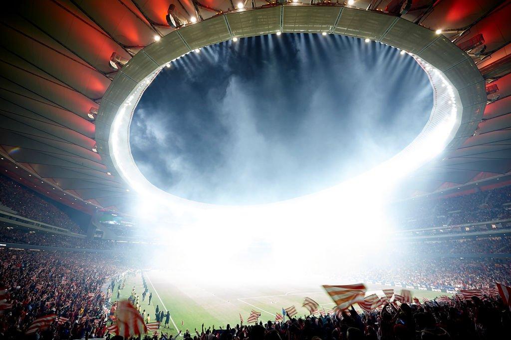 OFFICIAL: Atletico Madrid's Wanda Metropolitano stadium will host the...
