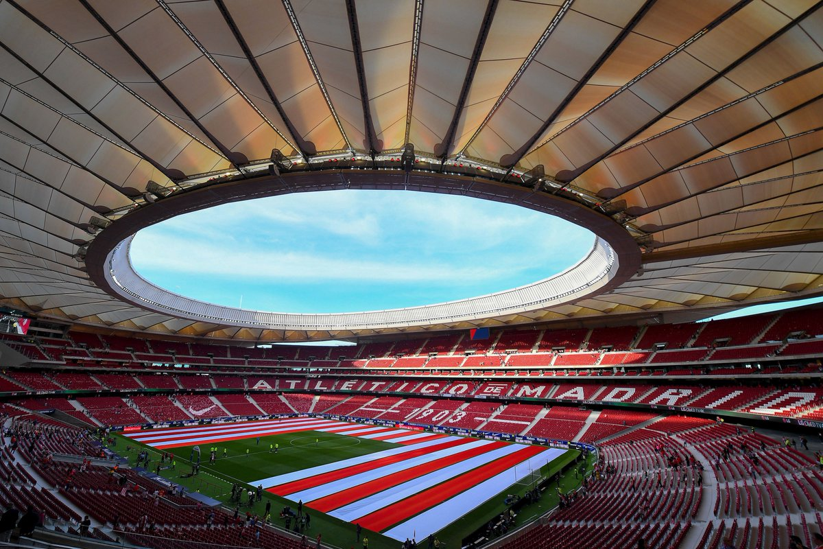 Atletico Madrid&#39;s Metropolitano Stadium has been named as the venue for the 2019 #UCL final.  #Atleti<br>http://pic.twitter.com/FtA77kPyFD
