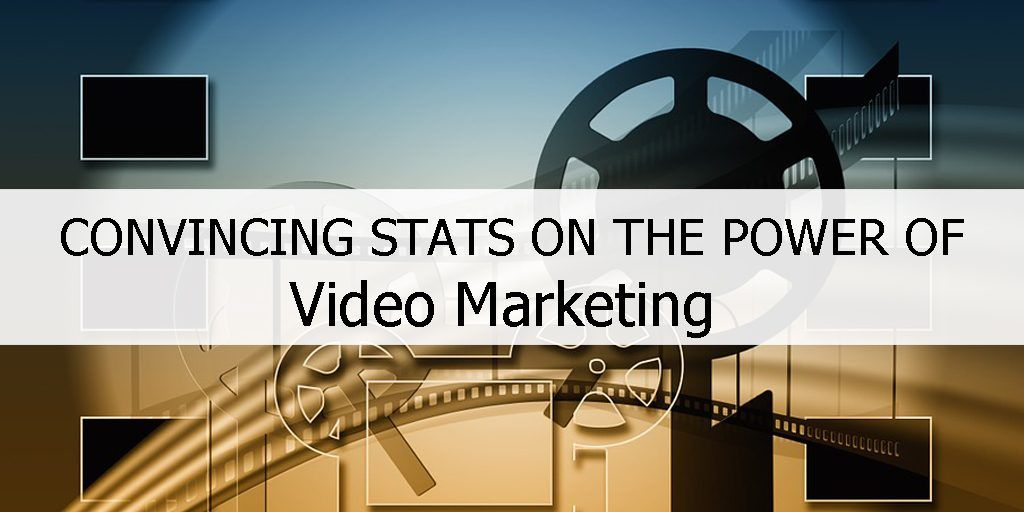Convincing Stats On The Power of Video Marketing  https:// buff.ly/2fqytGL  &nbsp;   #videomarketing #marketing <br>http://pic.twitter.com/MZNpPsbuOF