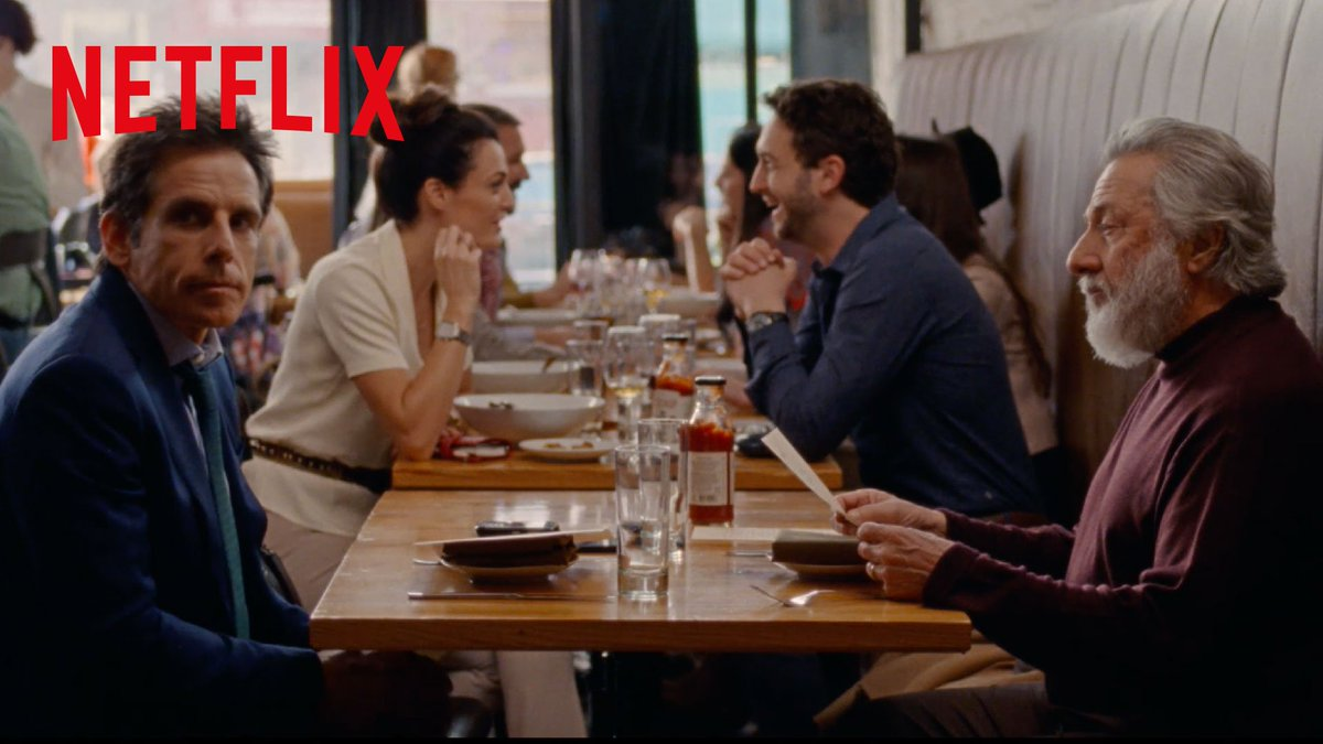 As dysfunctional as any other family. Noah Baumbach's The Meyerowitz Stories (New and Selected) premieres on Netflix October 13.
