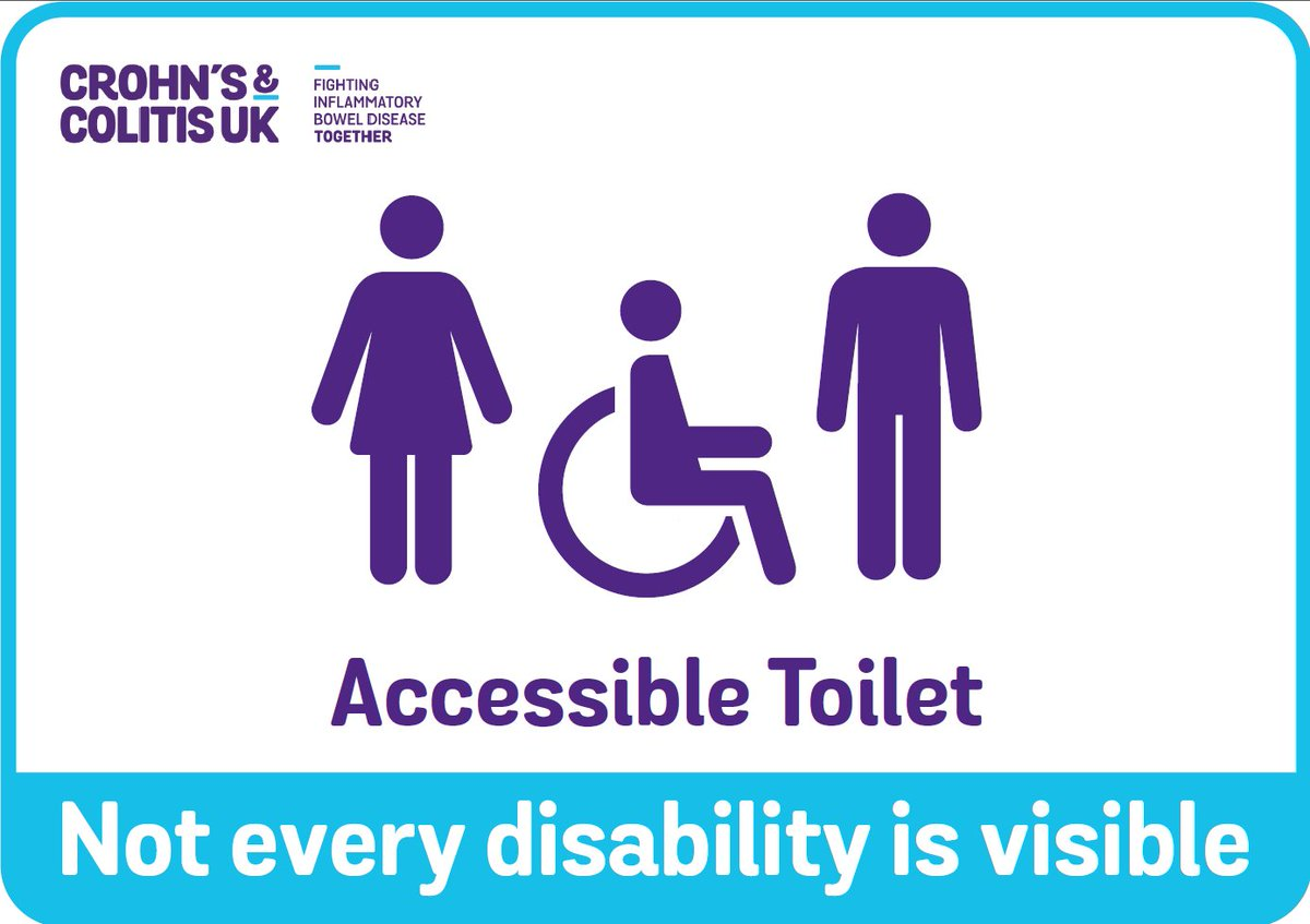 JOIN thousands who sent emails to big travel bosses asking companies to install new #toilet signage @CrohnsColitisUK  https://www. crohnsandcolitis.org.uk/get-involved/c ampaigning/accessible-toilet-signs/travel-with-ibd &nbsp; … <br>http://pic.twitter.com/rLyvBNg8nG
