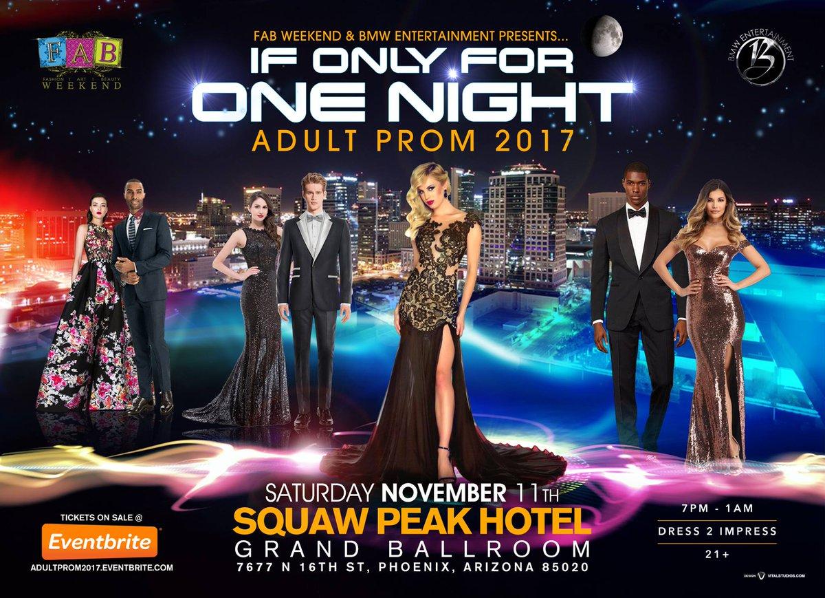 November 11th, Pointe Hilton SquawPeak  http:// Adultprom2017.eventbrite.com  &nbsp;   #follo4follo #like #follo4folloback<br>http://pic.twitter.com/xzOHqr6h1x