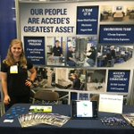 We're excited to meet candidates @PSBehrend today! Please stop by and say hi #Hiring #PennState #AccedeAdvantage