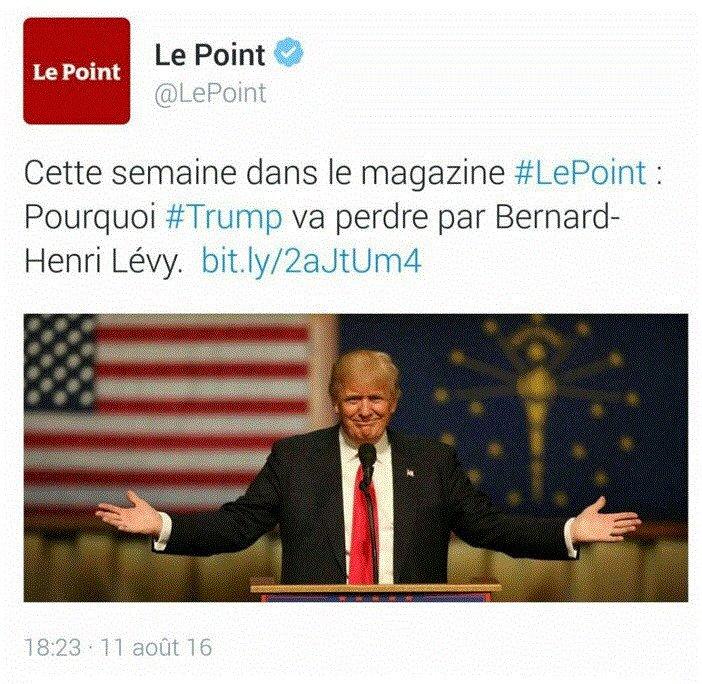 """.#MichaelMoore avait écrit une chronique 6 mois avant les présidentielles intitulée  """"voilà pour #Turmp  va gagner"""""""
