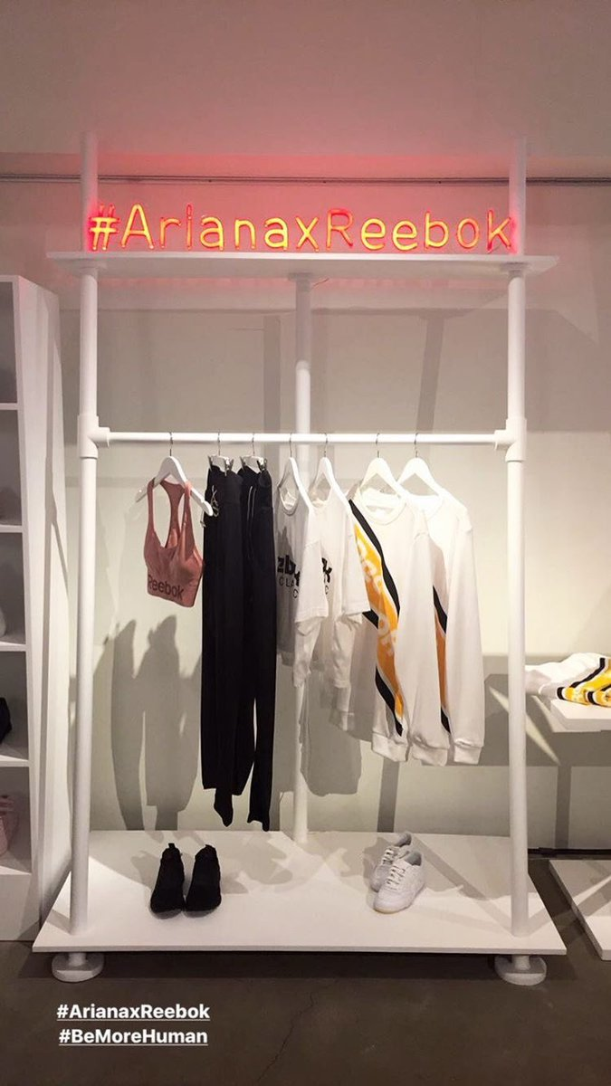 Pictures from an #ArianaxReebok event in Hong Kong <br>http://pic.twitter.com/tUfDJfciod
