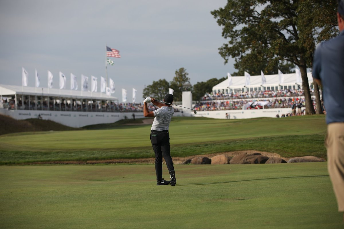 Bmw Championship On Twitter What An Incredible Week At Cfgolfclub