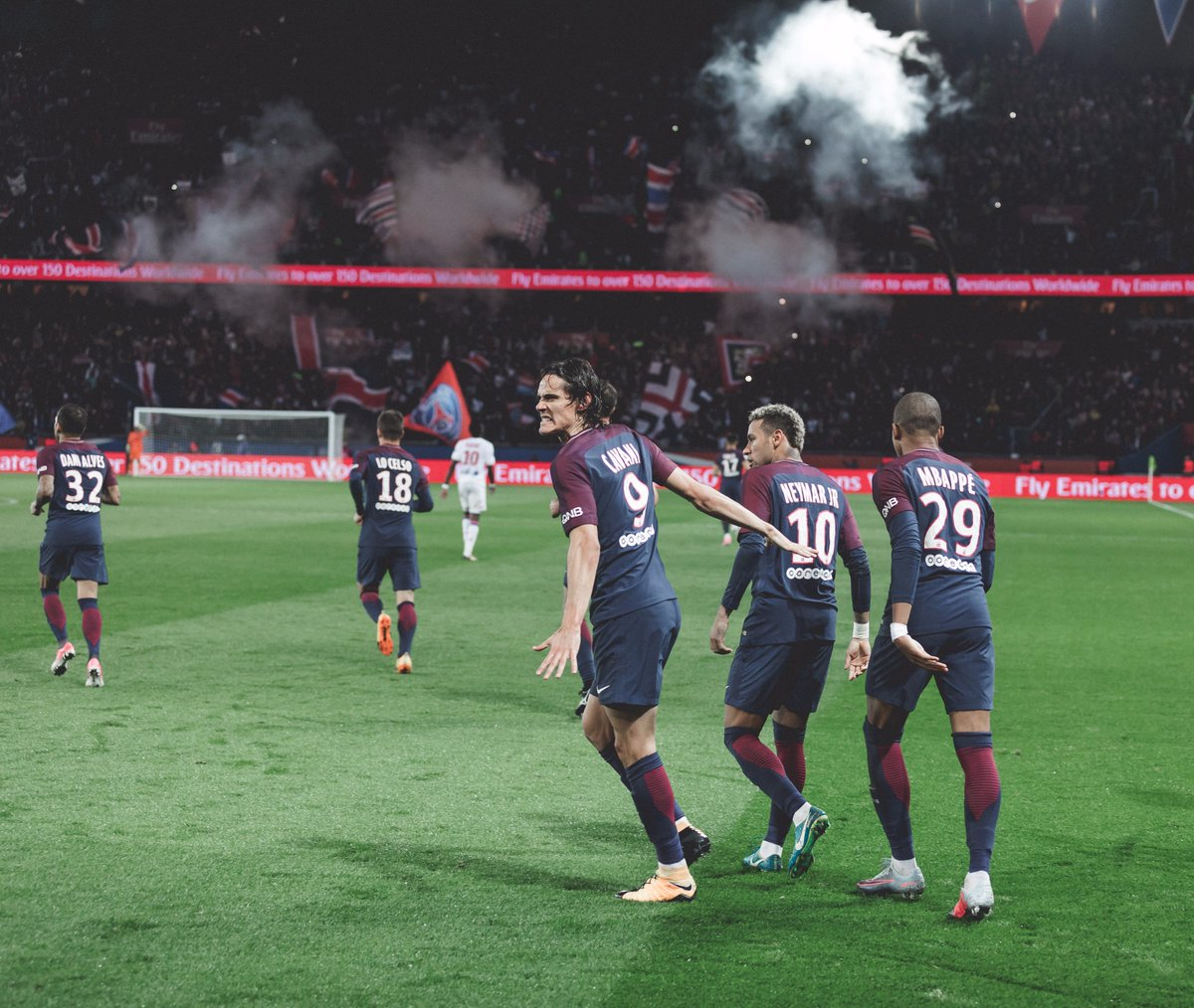 📈 8️⃣ wins in 8️⃣ games: Why Paris Saint-Germain are top of the class in Europe  👉