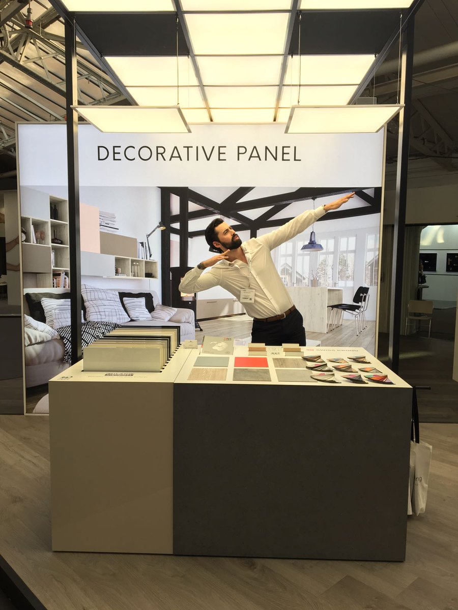 #Bolt over to Stand D302 to talk all things Decorative Panel with our very own legend Liam #100design @designlondon<br>http://pic.twitter.com/WnOtkx6HOF