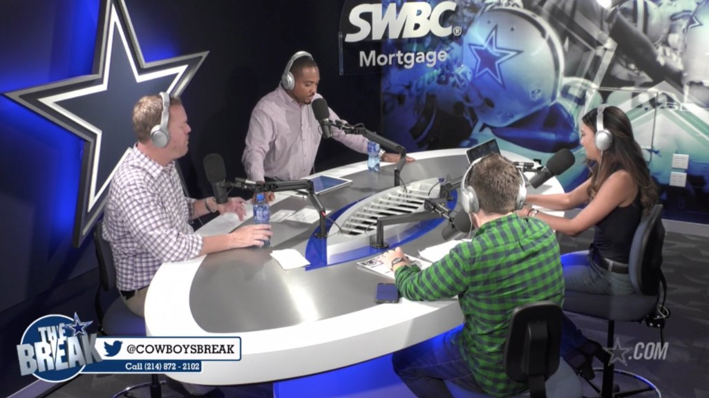 .@CowboysBreak shifts their focus to the Cowboys-Cardinals matchup.  ��: https://t.co/w4CuINzfpu https://t.co/9H8FZFRS5s