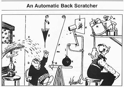 test Twitter Media - A little team work to help get us all through this hump day. #RubeGoldberg #Teamwork https://t.co/UqV6gaa9qX