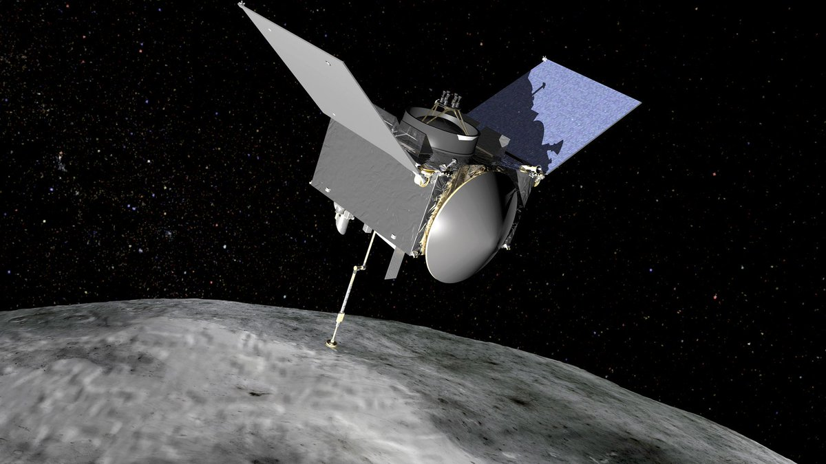 OSIRIS-REx: NASA's Asteroid Sample-Return Mission in Pictures https://t.co/q0dGZKLwmB