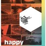 😀 Participez au #HappyCubeDay 2017 ce samedi de 14h à 22h @lecubetwit ! Un événement festif & créatif ouvert à tous https://t.co/fzwgMfMNNZ
