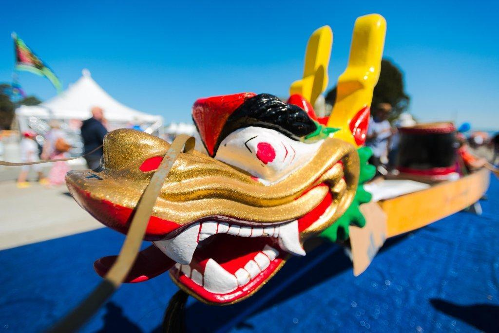 More than 100 teams will compete in the colorful dragon boat races at Lake Merritt this weekend, with plenty of ... https://t.co/qUKoVmYe66