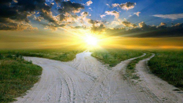 Choosing the right path is never easy. It&#39;s a decision we make with only our hearts to guide us. #Path #Direction #Quote<br>http://pic.twitter.com/NHhX4RkNhM