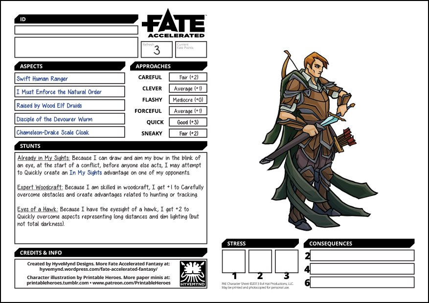 FATE ACCELERATED RPG EPUB DOWNLOAD
