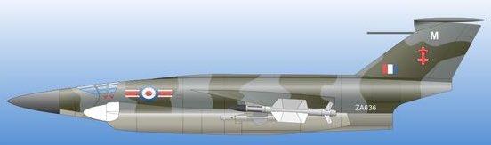 #SaundersRoe SR177 a Rocket/Jet Interceptor Development #Aircraft designed to #OperationalRequirementF155 spec issued by #MinistryofSupply<br>http://pic.twitter.com/vDPk1hpKpN