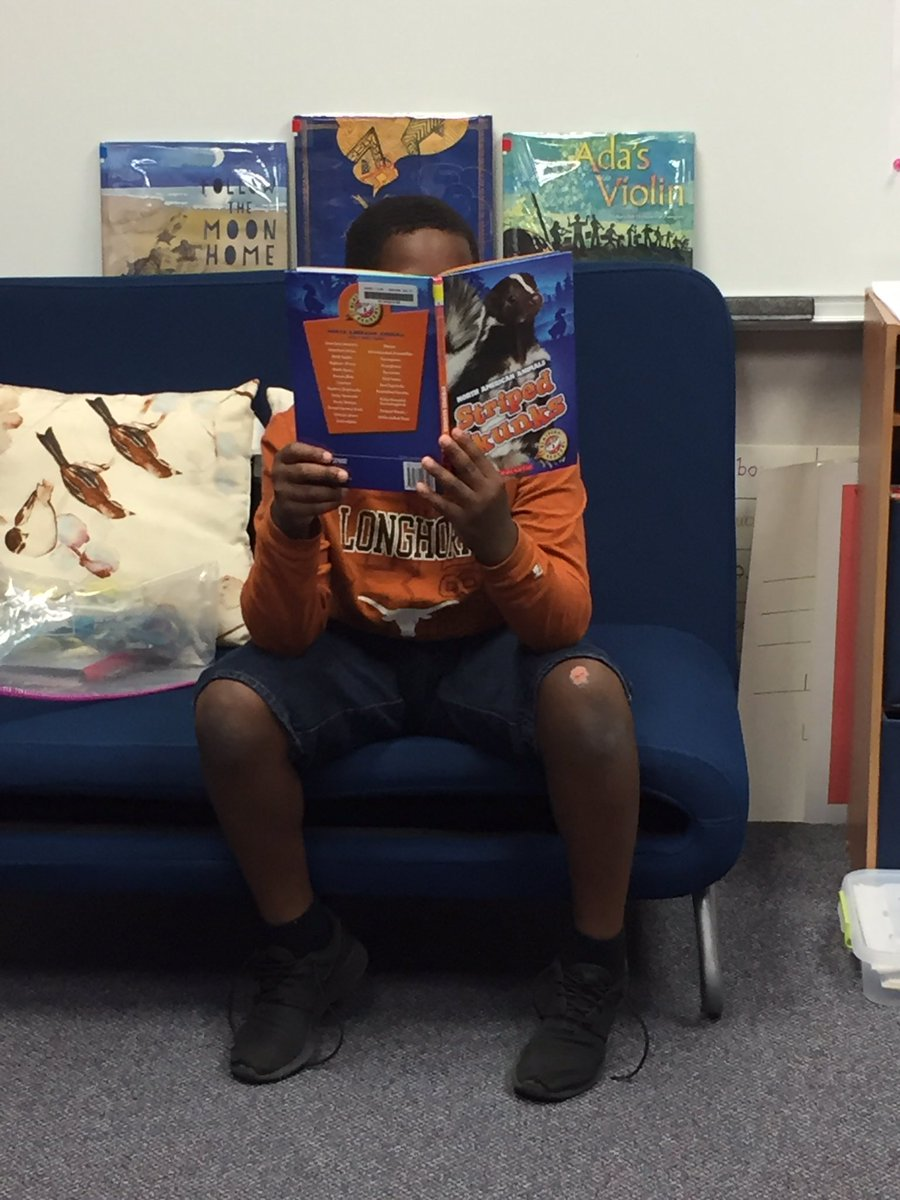 Reading and Learning!@Dorsey_Wildcats