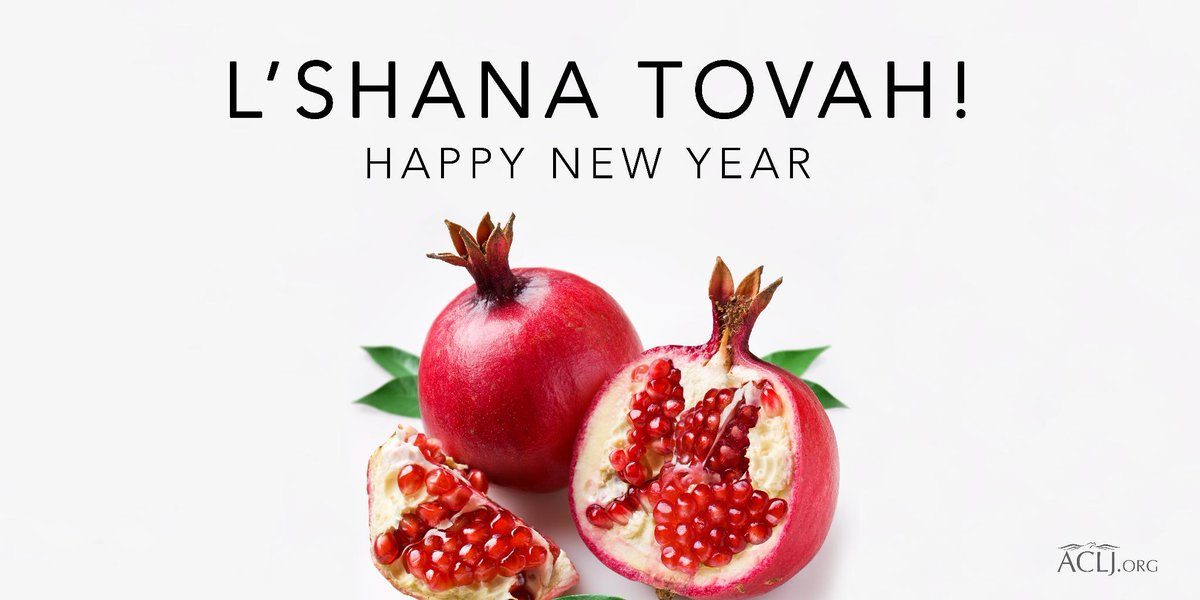 Blessings to you and your family this #RoshHashanah. https://t.co/6c2Z...
