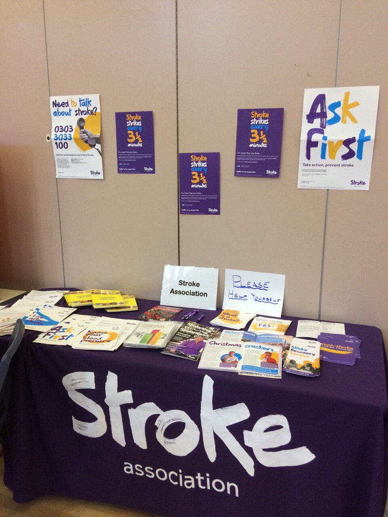 #southport #Strokerecovery service at the annual Flu clinic in Ainsdale today. <br>http://pic.twitter.com/iCl1yc0zde