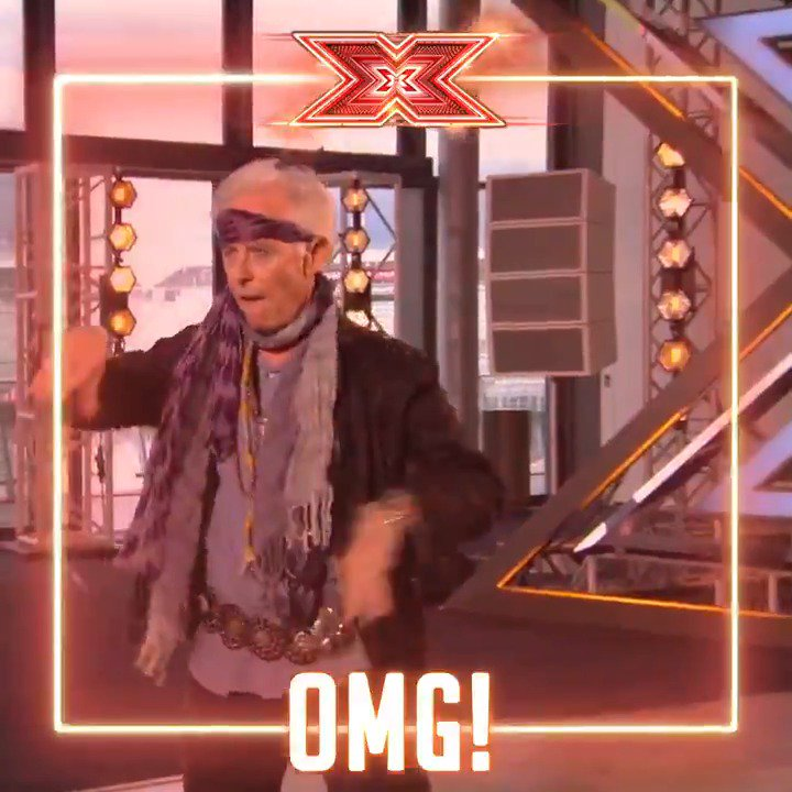 #ThrowbackThursday to our favourite dance performance from last week's Auditions. Take a bow, John. 🚀🌕👨‍🚀 #XFactor https://t.co/jLW0JpPR53