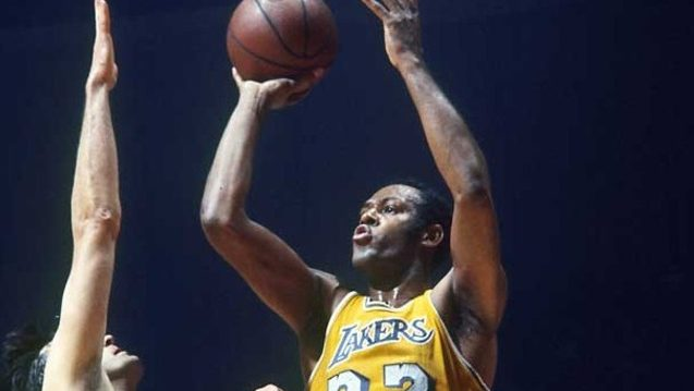 Saturday night video: Happy Birthday Elgin Baylor, check out his highlights