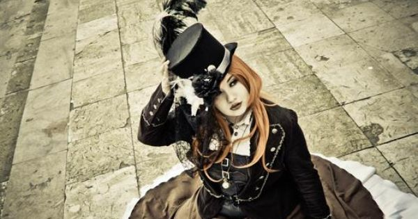 Just Pinned to Steampunk Type Thingiedoodles: Steampunk Tendencies | Steampunk Lydia #Fashion #Steampunk https://t.co/Hs3wMZF7vA