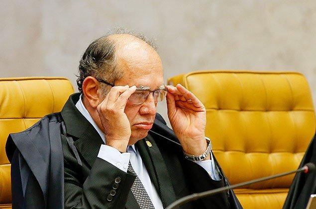 Apenas Gilmar Mendes vota por suspensão da denúncia contra Temer https://t.co/GCelDrA29v