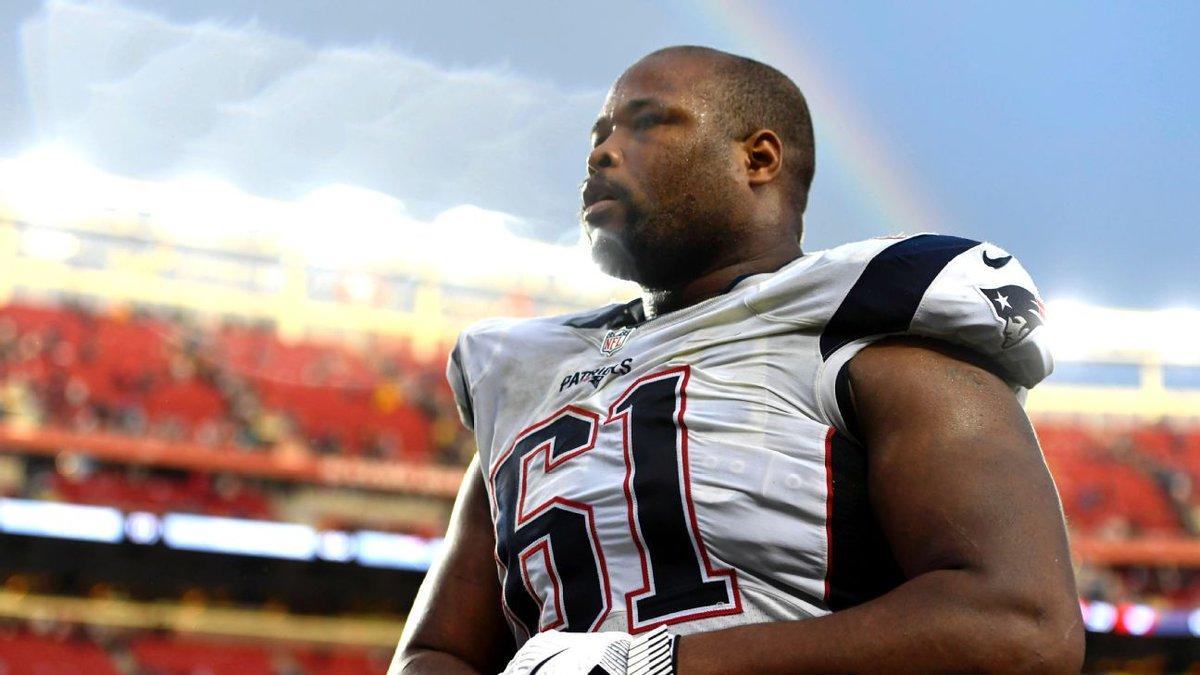 Marcus Cannon's concussion could thrust Cam Fleming into key role https://t.co/laKtssoR7S #Patriots