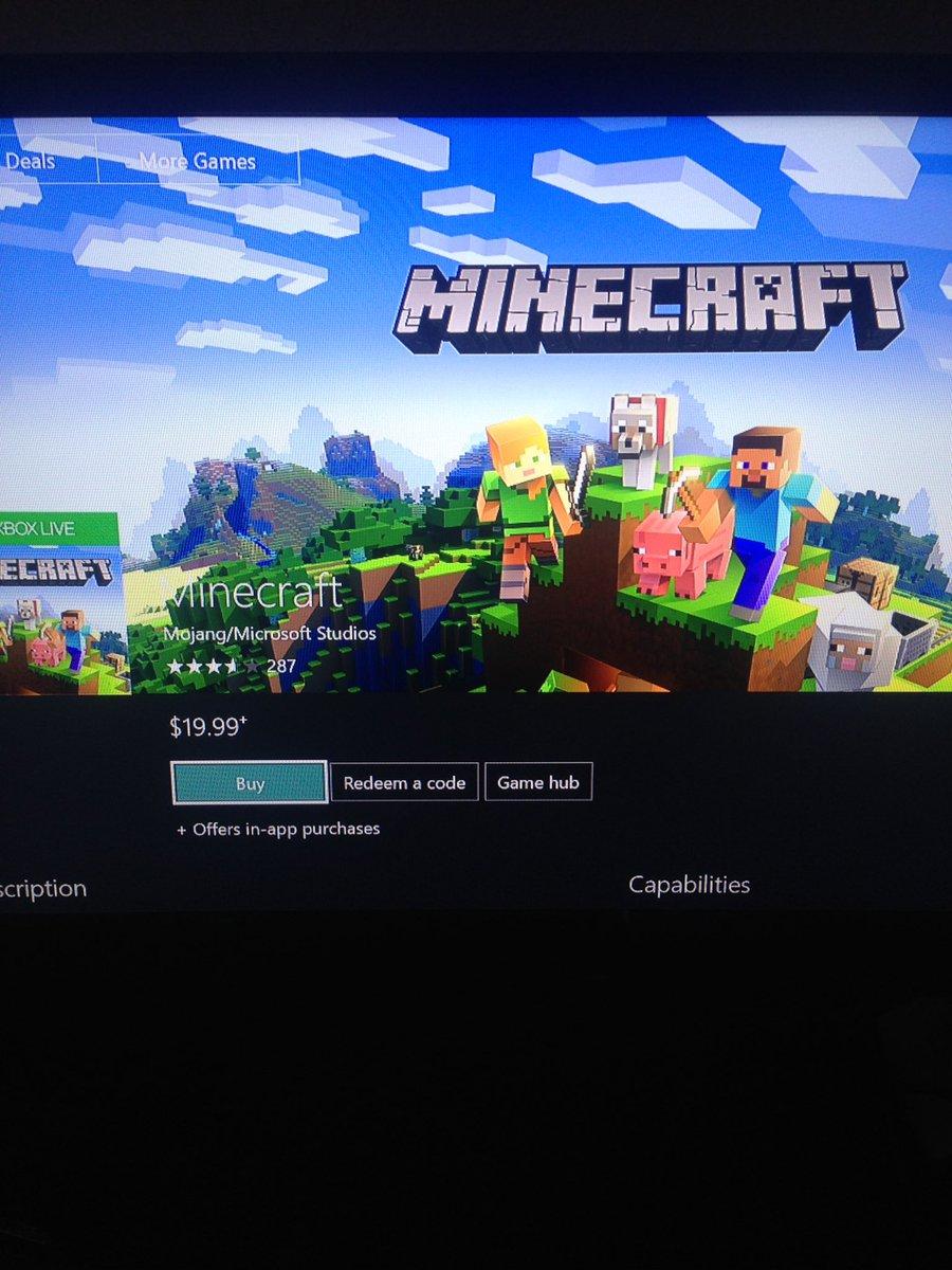 Version of minecraft