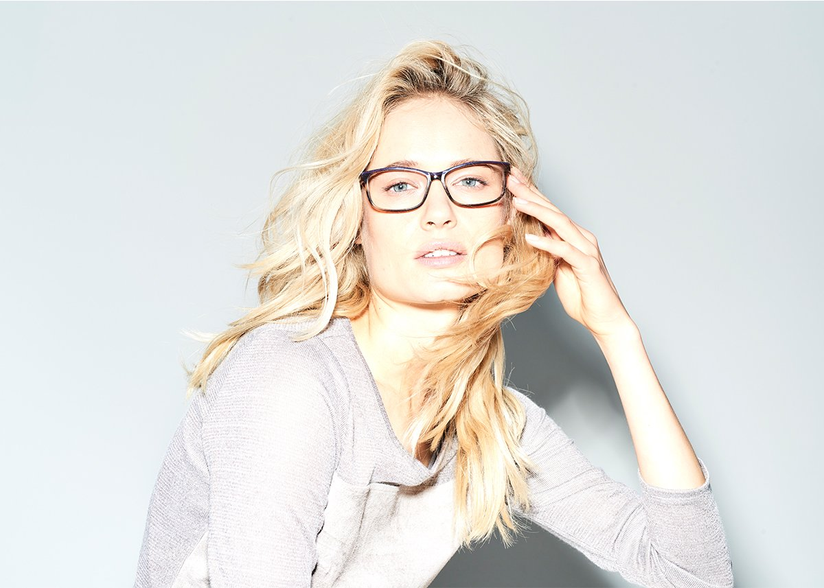 Eyewear looking for models