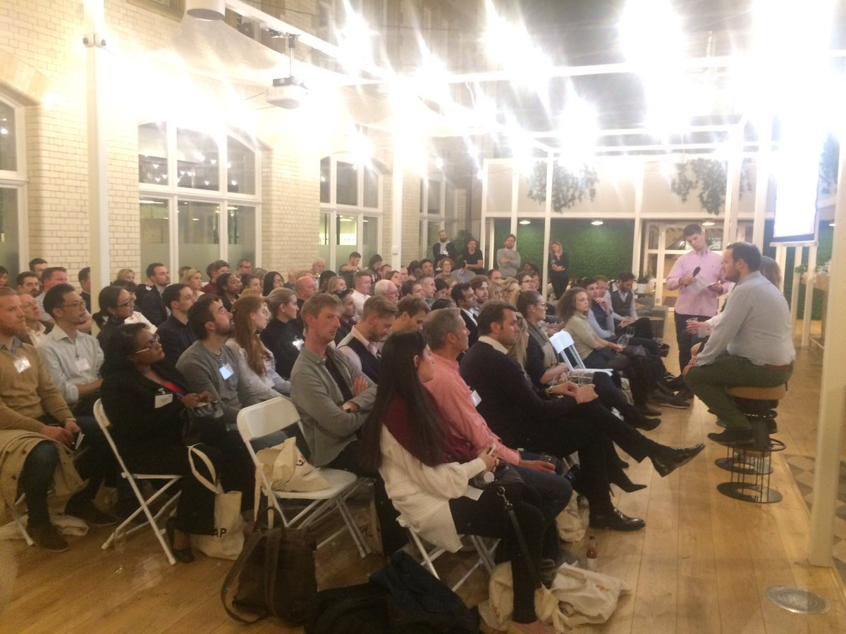 Great discussions on how to grow your food and bev business on the panel tonight! @Crowdcube @OcadoUK #f&amp;B #growth #sme<br>http://pic.twitter.com/TTlG62NJBp