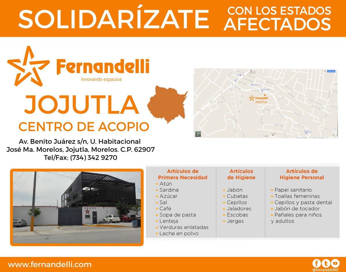 Fernandelli On Twitter Mensaje Importante Para Todos Centro De  # Muebles En Jojutla Morelos