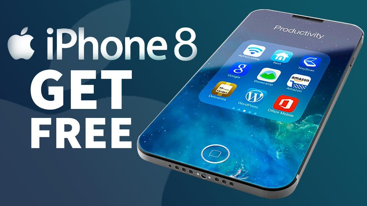Win an iPhone 8! Enter our time limited giveaway and win an iPhone 8! Click the link --&gt; http:// bit.ly/get-iphone8-fr ee &nbsp; …  … #iPhone8  #iphone #Apple <br>http://pic.twitter.com/abI127Y0Jm
