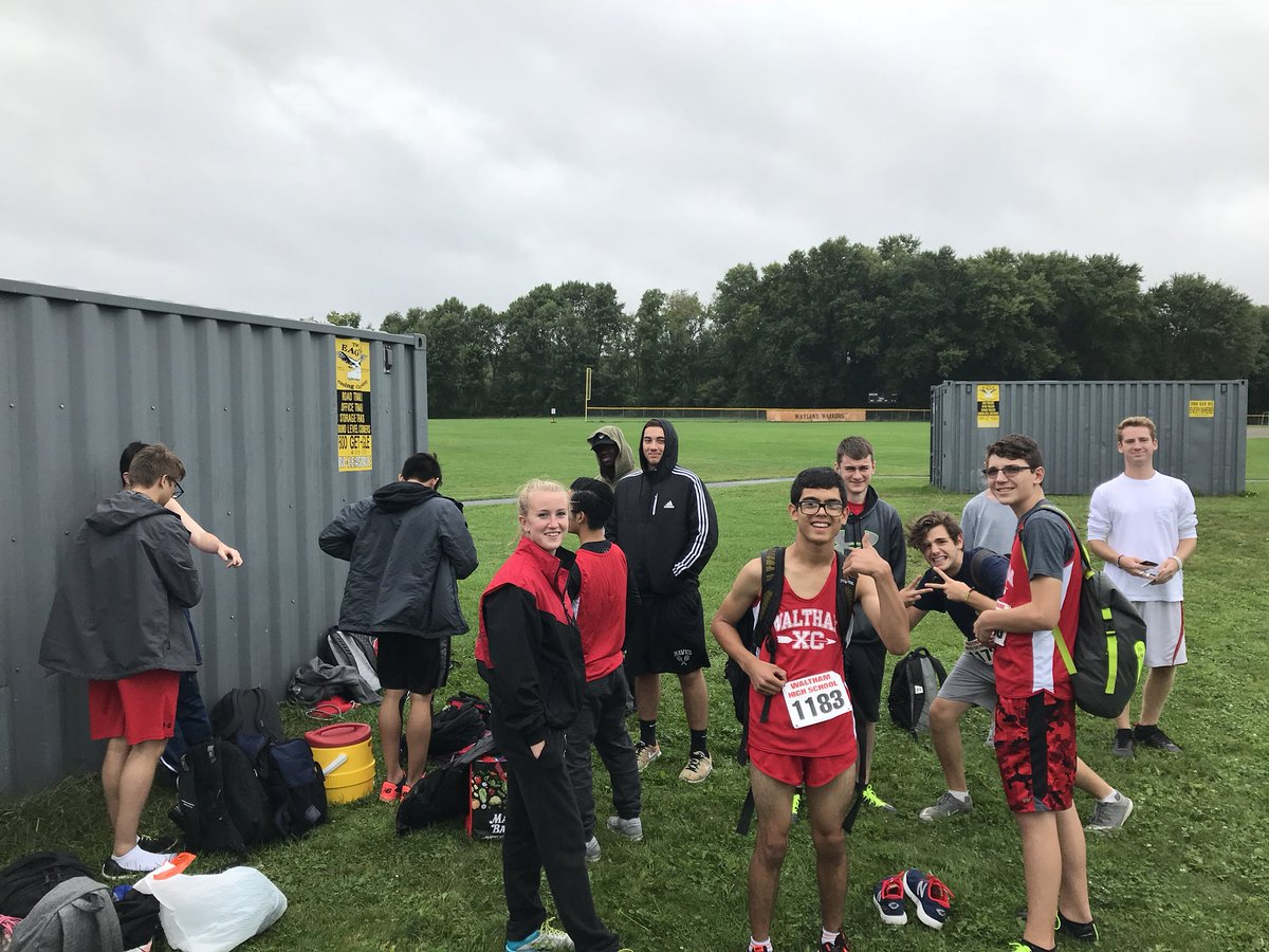 WHS XC doesn't are about #jose. #tough. Getting ready. <br>http://pic.twitter.com/Y6XQyDZtww
