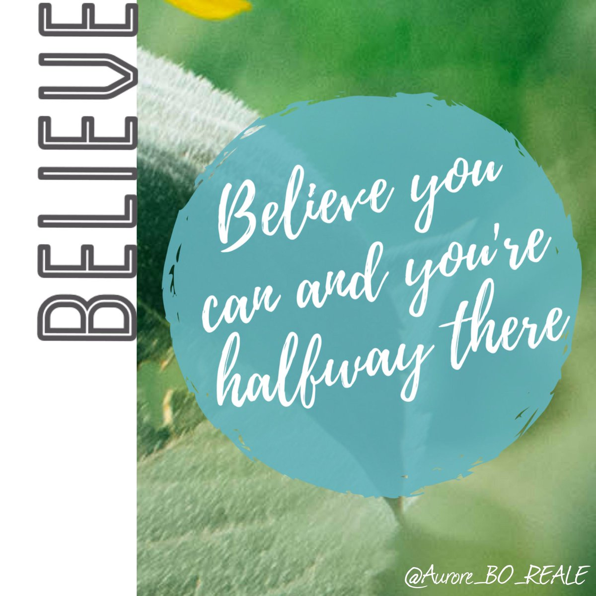 Believe you can and you&#39;re halfway there #MakeYourOwnLane #QOTD #Wisdom #LifeQuote #Quote #QuoteOfTheDay #Quotes #SelfConfidence <br>http://pic.twitter.com/ISX216jkmN