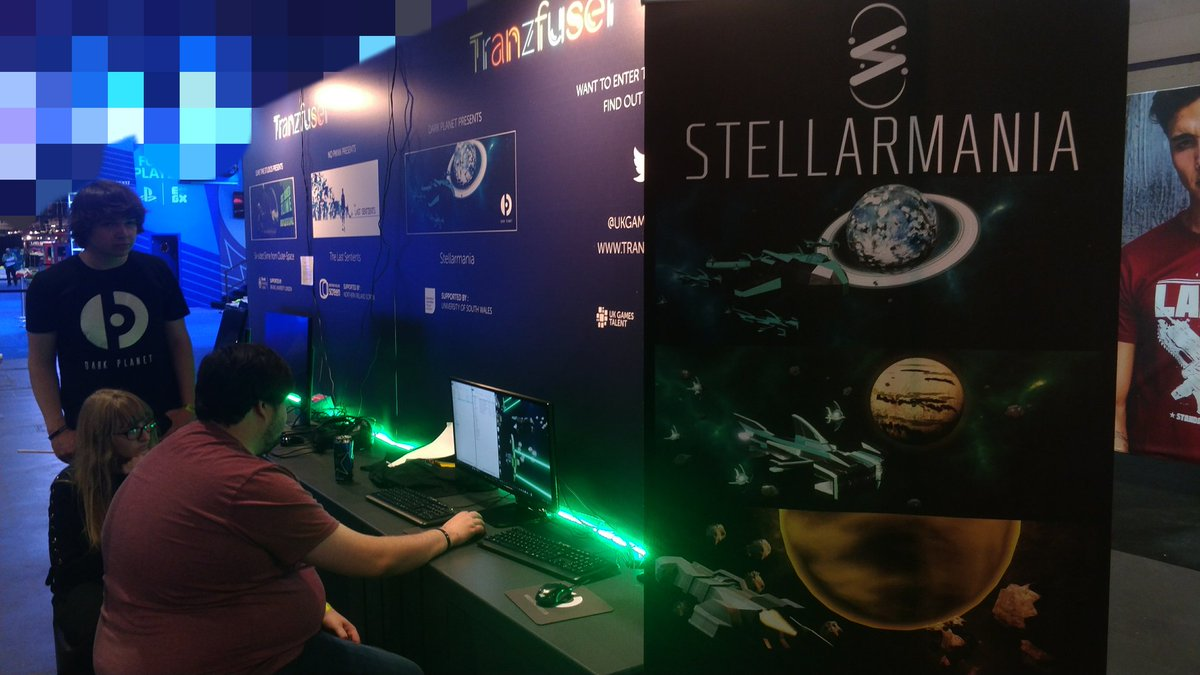 We&#39;re at #EGX2017  check us out at the #tranzfuser booth by the rezzed stage #egx #indiedev #indiegame #UE4 #welshgaming<br>http://pic.twitter.com/33QuRFGzHv
