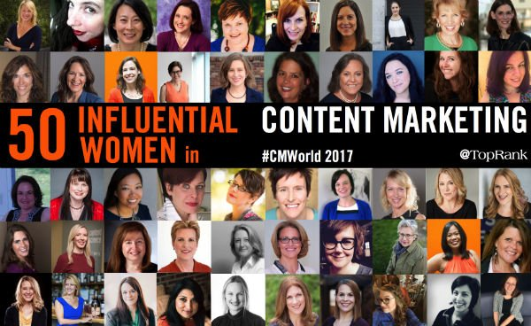 &quot;[T]here isn't a #marketing conference operating today that isn't scrambling to find more #women to speak.&quot;  http:// bit.ly/2wDMzvu  &nbsp;   @toprank<br>http://pic.twitter.com/IENm9DnV87