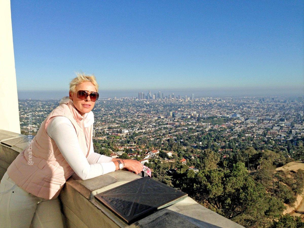 Loving LA❤️ What's ur city guys? #me #brigitte #nielsen #la #skyline #city #losangeles #view https://t.co/PCPUO77eVW