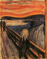 Scream and you scream This is not a dream This is how it really is There isn&#39;t any other this #TheCure #edvardmunch<br>http://pic.twitter.com/z9hUxbjnDB