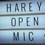 Fancy a floor spot tonight? #HareyOpenMic @HareStAlbans book in for 8.15pm #LocalMusic