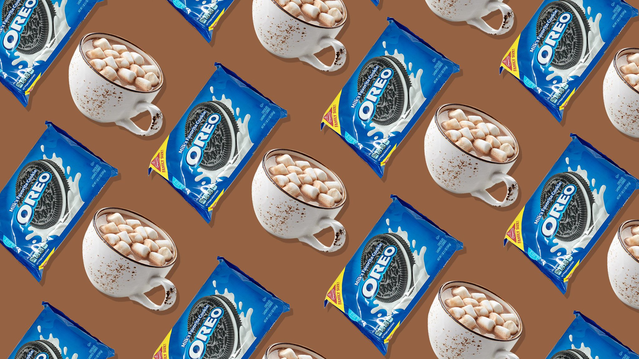 Oreo Hot Cocoa Mix may be our favorite plan for surviving winter https://t.co/c1fhj0ffCK https://t.co/D8oml3Ns5I