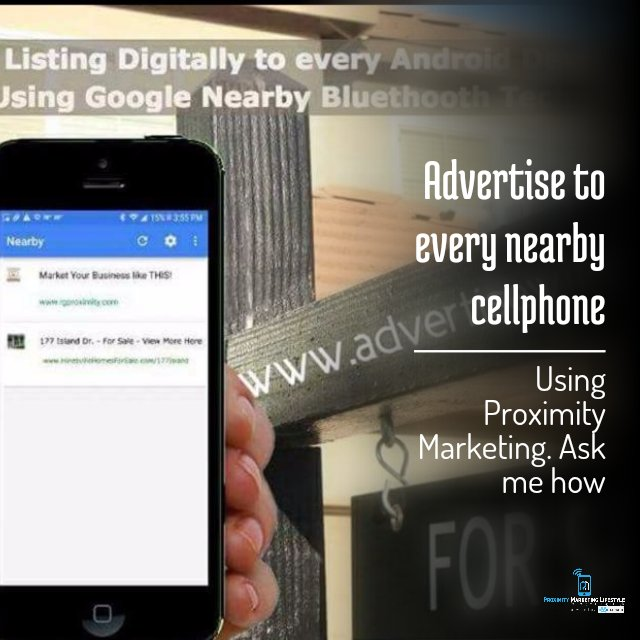 Advertising has never been this easy. #business #mobilemarketing #proximitymarketing #nearby #growth #money #realto…<br>http://pic.twitter.com/gNbePXYmvQ